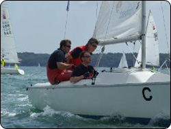 Michael Sailing