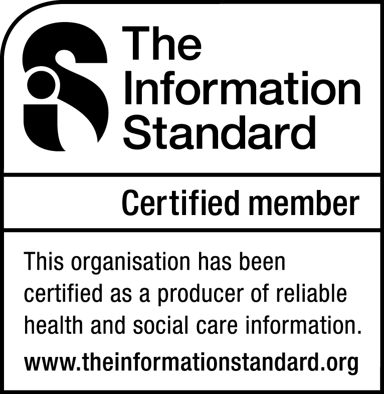 Information Standard accredited brain tumour support information