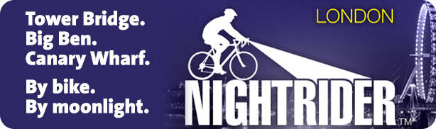 Nightrider 2014 for brain tumour support
