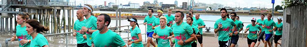 Run to the Beat 2014 charity places available for brain tumour support
