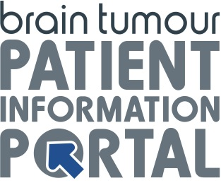 brain tumour patient portal logo