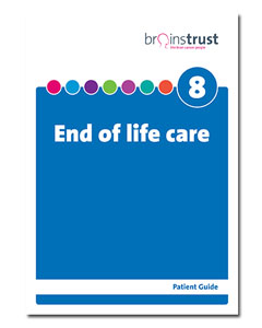 brain tumour patient guide end of life care download