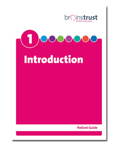 brain tumour patient guide intro download