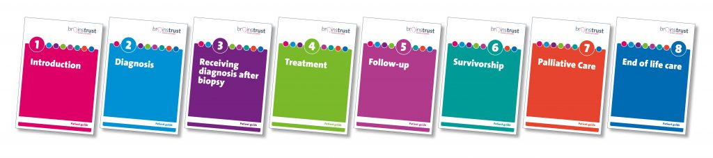 Updated guides to brain tumour treatment and care launched today to reflect new NICE guidance