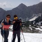 Hulya Oztel – Climbing Mount Triglav
