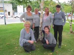 Wearing Grey for brain tumours