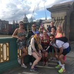 CSC Recruitment take on Thames Path Challenge for brainstrust
