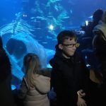 Little brainstrust Meetup at the Sea Life Centre