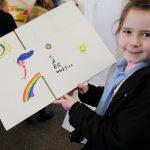 KS2 children brighten up brain boxes for little brainstrust