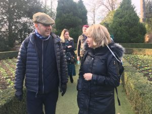 Cliveden House brain tumour workshop