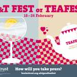brainstrust teafest a4 poster 2019 2