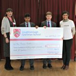 Loughborough Grammar School Bake Off success
