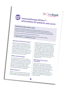 brain tumour immunotherapy_know_how