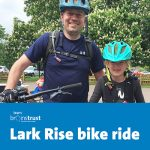 lark rise bike ride 2020
