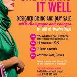 She Wears It Well – Designer Bring and Buy Sale on the Isle of Wight