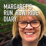 Margaret's Run, Row, Ride Diary – Part 1