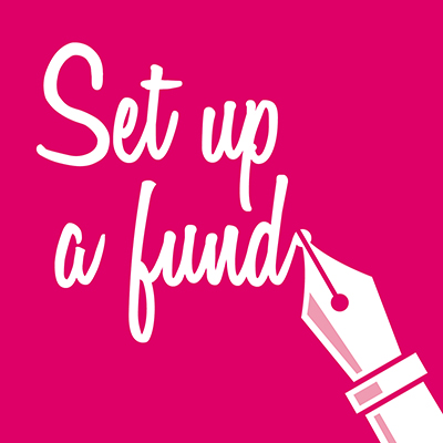 set up a fund