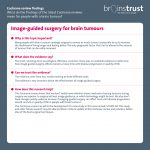 1 image guided surgery for brain tumours instagram