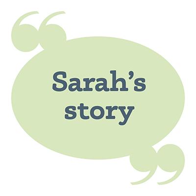 patients story square sarah