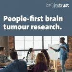 People-first brain tumour research