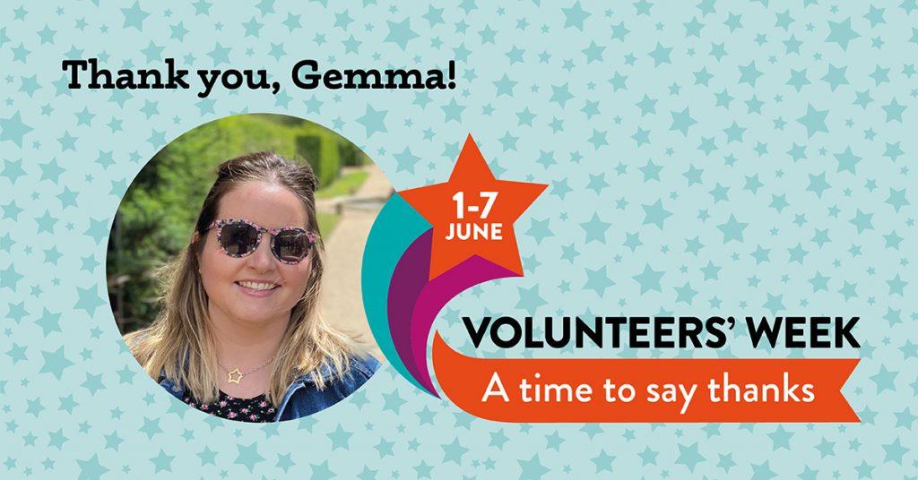 Gemma Volunteers Week