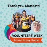 Volunteer Voices – Matthew Pullan